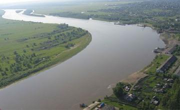 <!--:ru-->Начат сброс воды из Иртыша в низовья Шидертинско-Олентинской зоны Павлодарской области<!--:-->